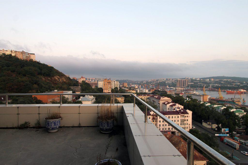 Офис в аренду с видом на бухту золотой рог