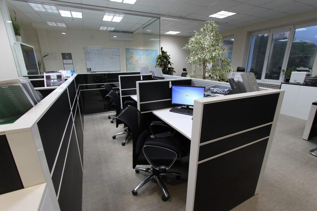 Индивидуальное рабочее место в коворкинге