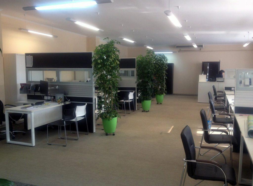 Офис под аренду коворкинг на складе в Новосибирске